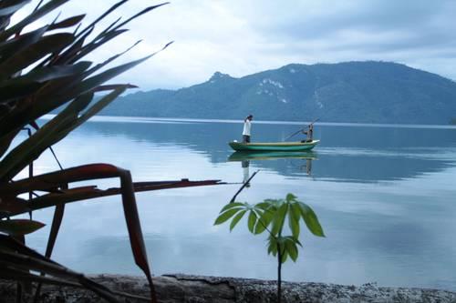Laguna de Miramar. Fotografía de Karolina Caicedo Flórez.